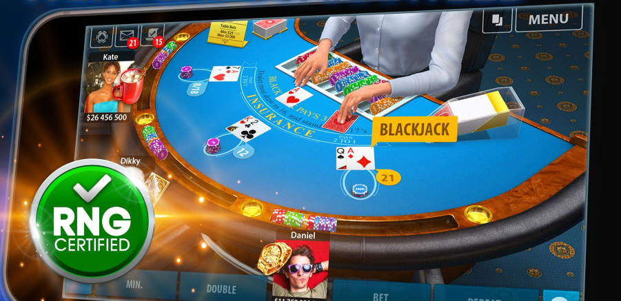 strategy in the blackjack