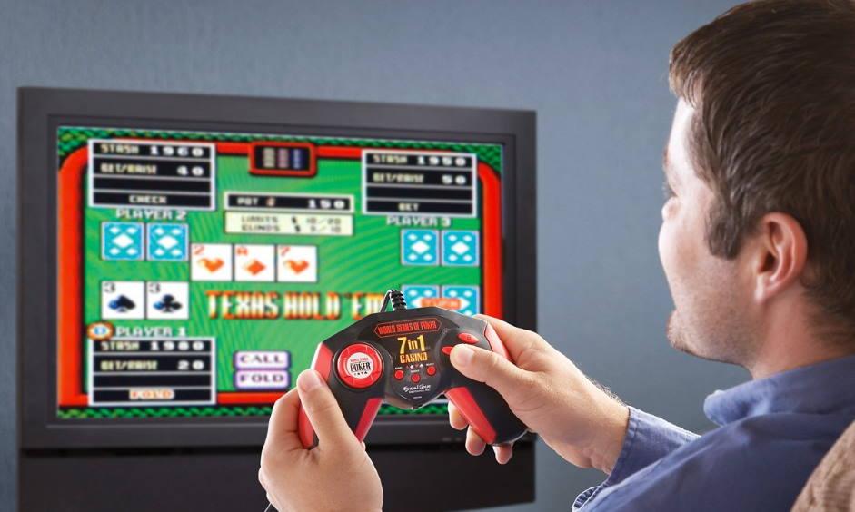 gaming to gambling