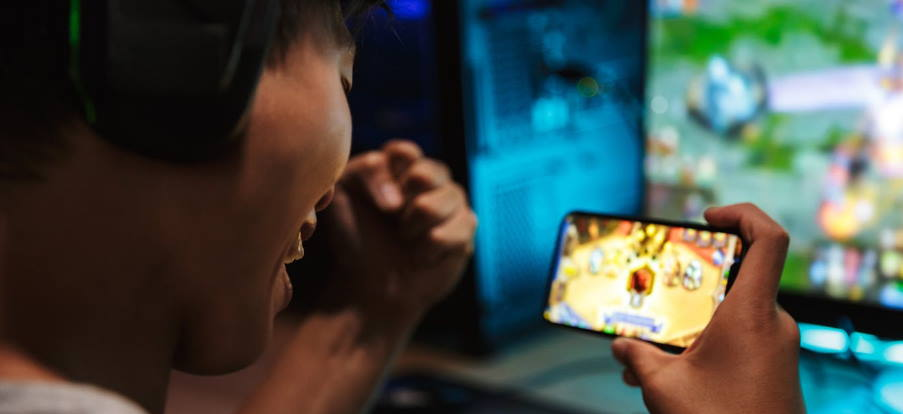 gaming habit